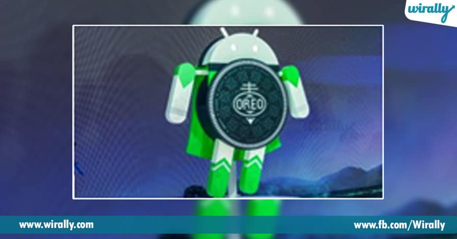 1 Android Oreo Update