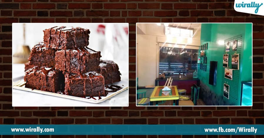 1 Best Brownie places in the city of food and culture