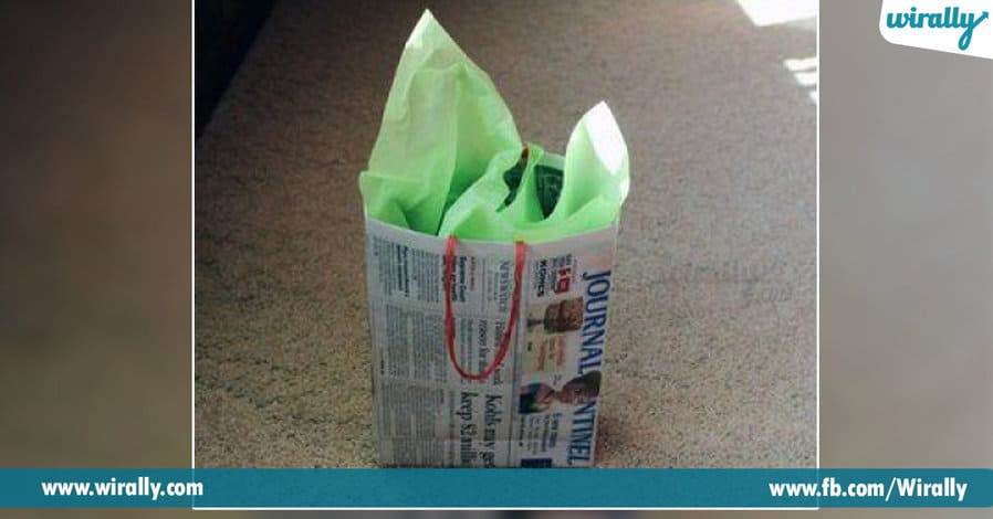 1 DIY Ideas To Make Home Decor Items With Newspaper