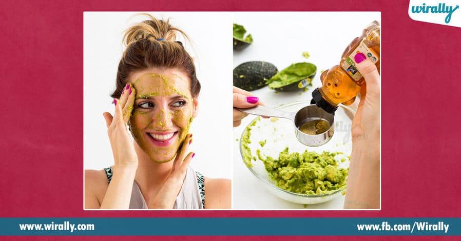1 Edible DIY Face Masks
