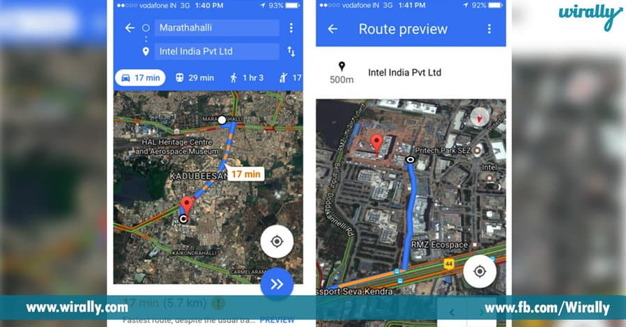 1 Google Maps Data Collection