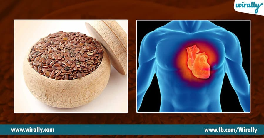 1 Health benefits of Flax seeds