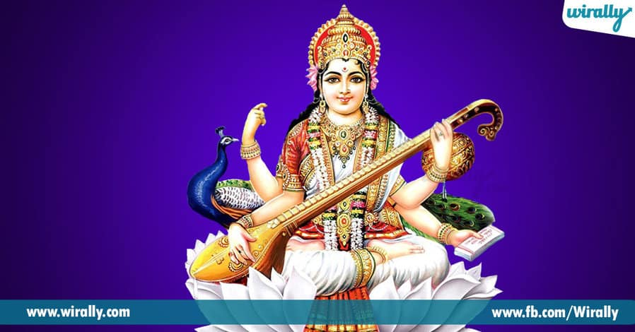 1 How did Saraswati Devi