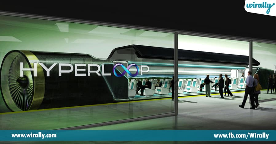 1 - Hyper Loop