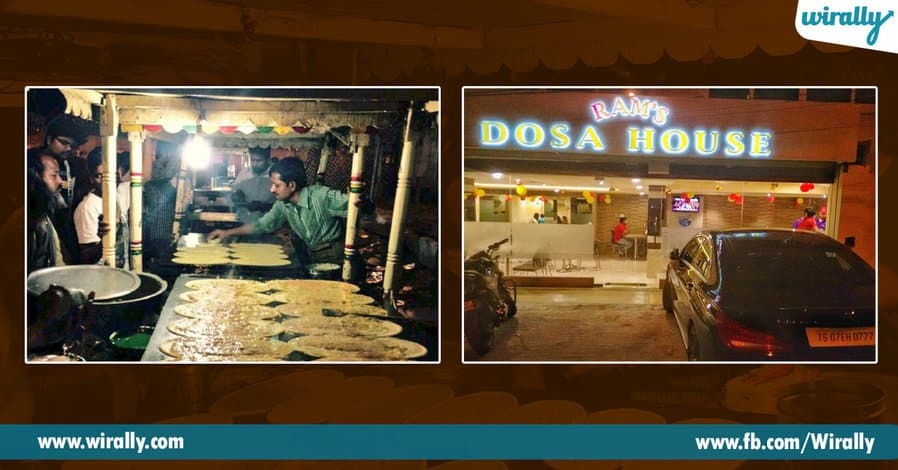 1 Journey from Ram ki Bandi to Ram's Dosa house