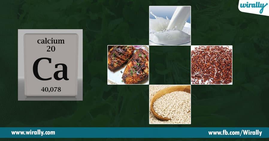 1 Minerals ekkuvaga unde food
