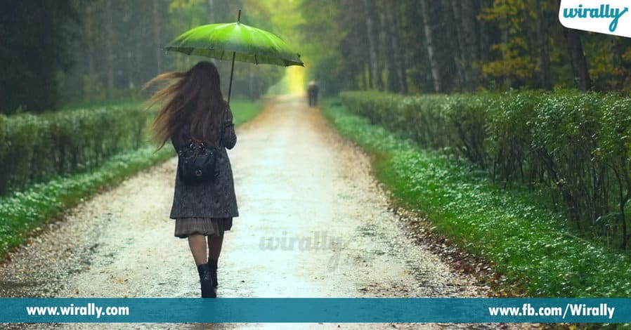 1 - Rain Smell