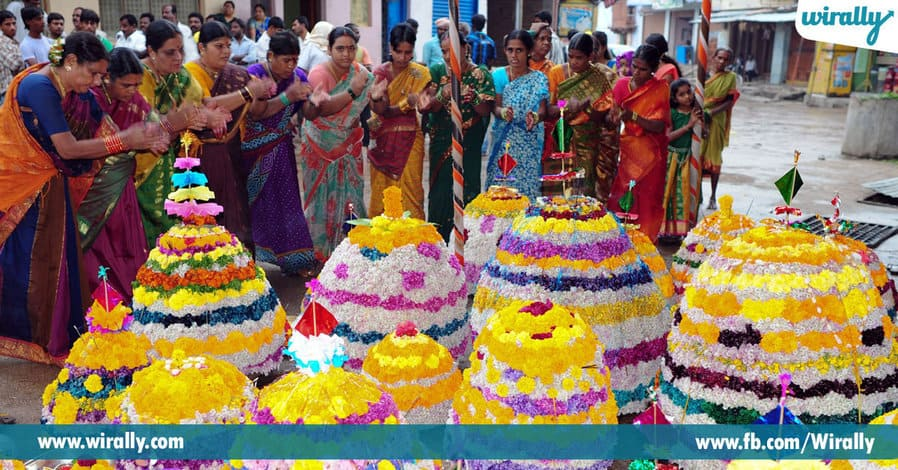 1 The story behind Bathukamma being so colorful