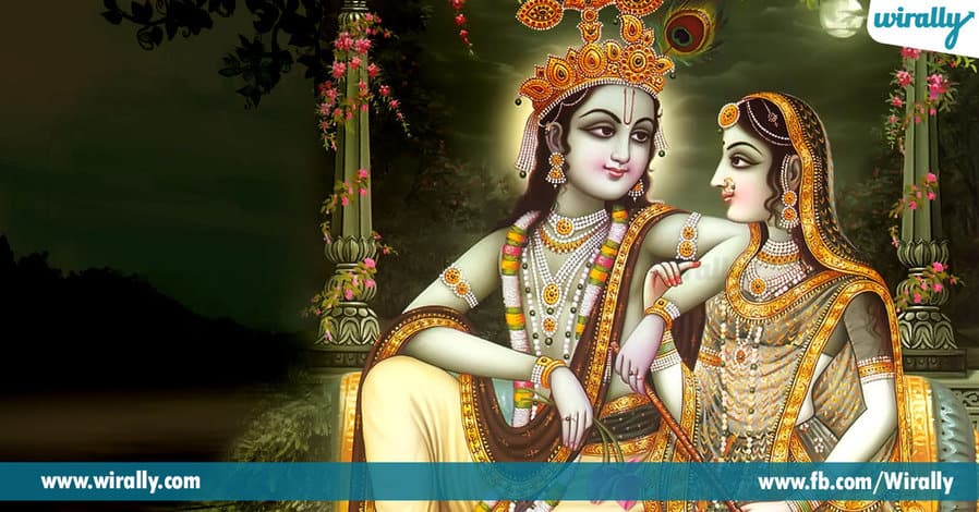1 Why did Lord Krishna Never Marry Radha