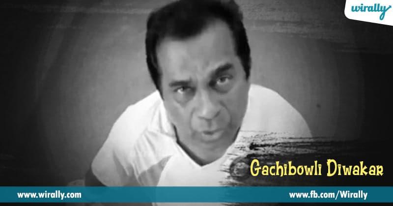 1. Gachibowli Diwakar in Konchem Istam Konchem Kastam