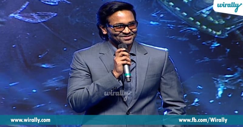 1. Manchu Vishnu - Dammm speech at Ekkadiki Pothavu Chinnavada