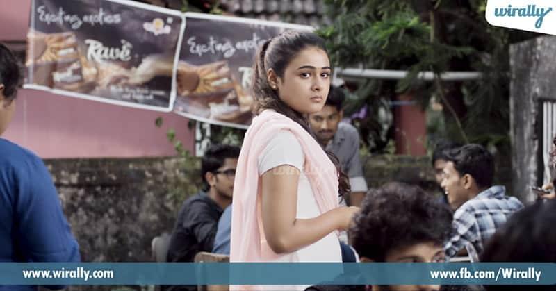 1.Preethy Shetty-Shalini Pandey-Arjun Reddy