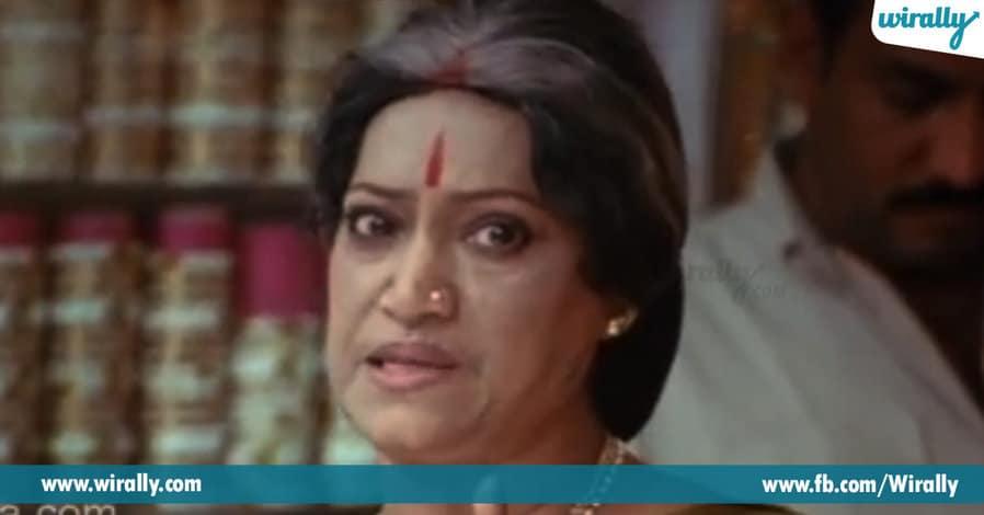 10 Best Grand Maa's From Telugu Films
