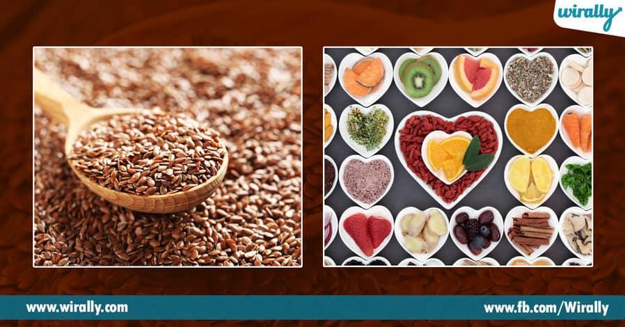 10 Health benefits of Flax seeds