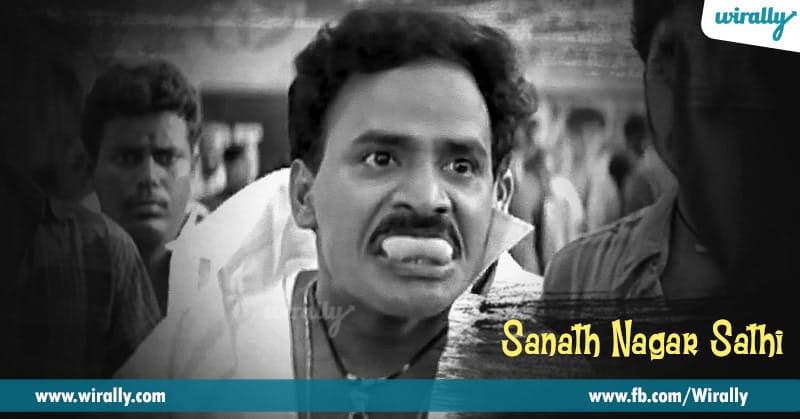 14. Sanath Nagar Sathi in Jabardasth TV Show and in Samba