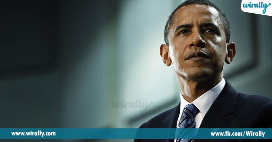 2 - Barak Obama