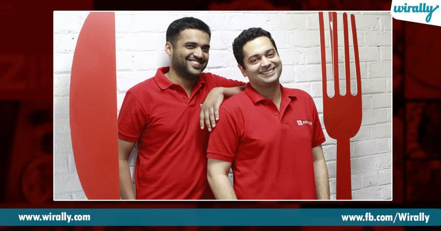 2 Check out the success story of Zomato