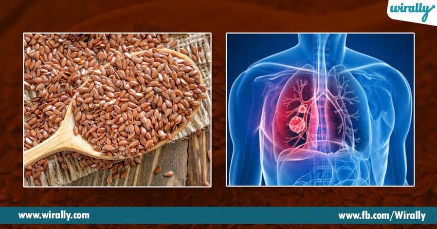 2 Health benefits of Flax seeds