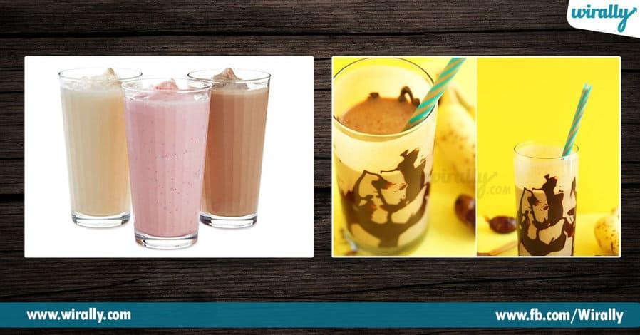 2 Healthier food swaps