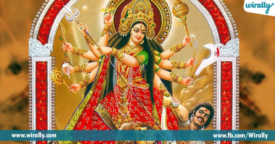 2 Navaratri has an interesting story behind us celebrating the duration