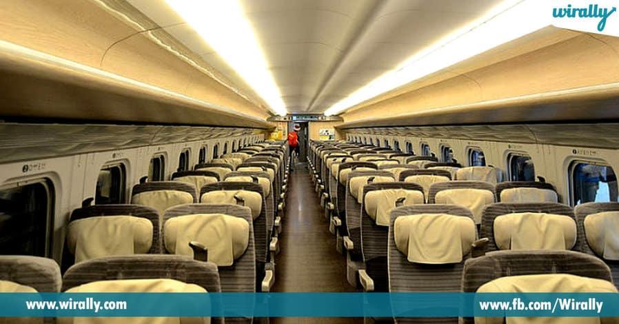 2 Seating Capacity