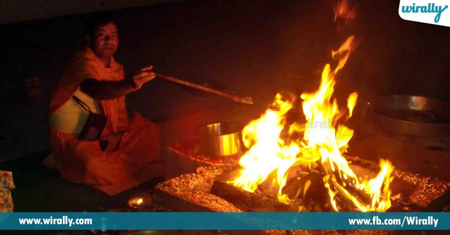 2 Significance of performing a Homam Puja