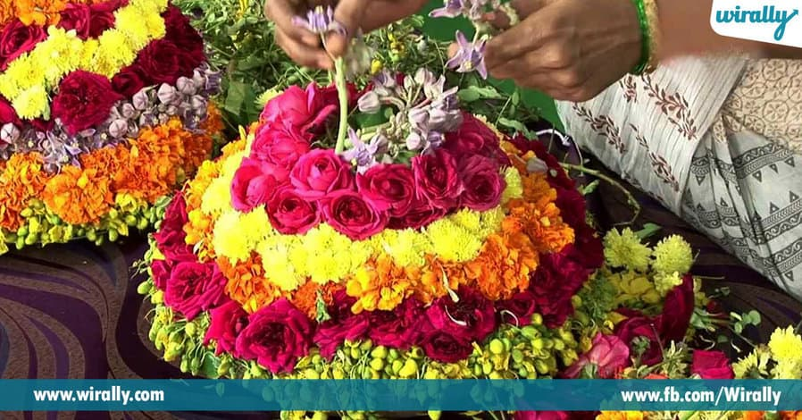 2 The story behind Bathukamma being so colorful