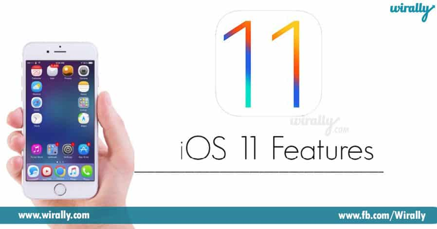 2 iOS 11A Giant step for iPhone