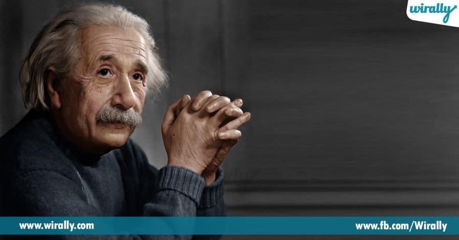 3 - Albert Einstein