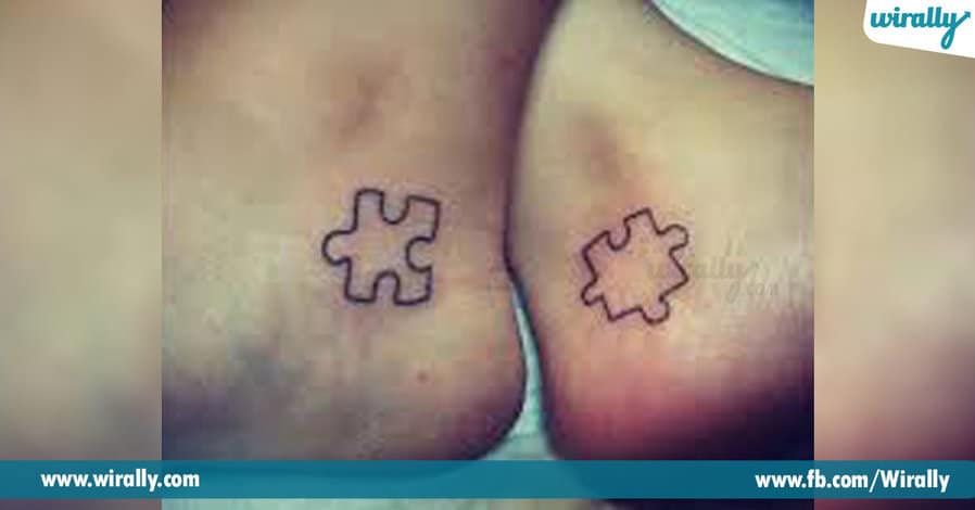 3 Amazing Tattoos you can share with your BFFs