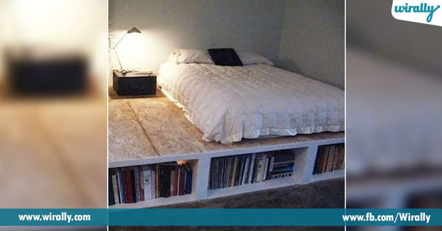 3 DIY Simple and Creative Bed Platform Ideas