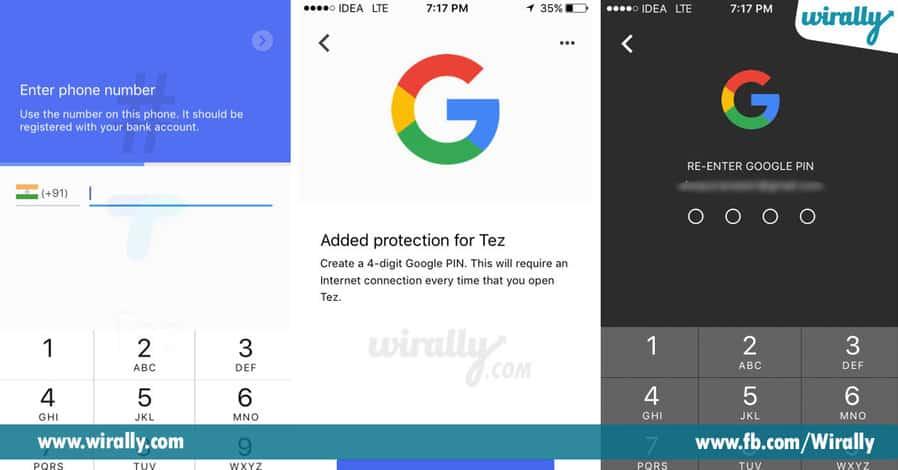 3 - Google Tez