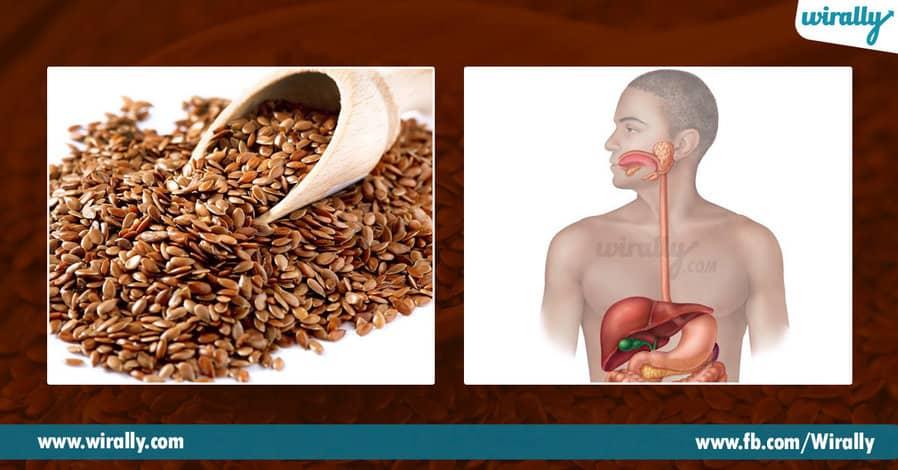 3 Health benefits of Flax seeds