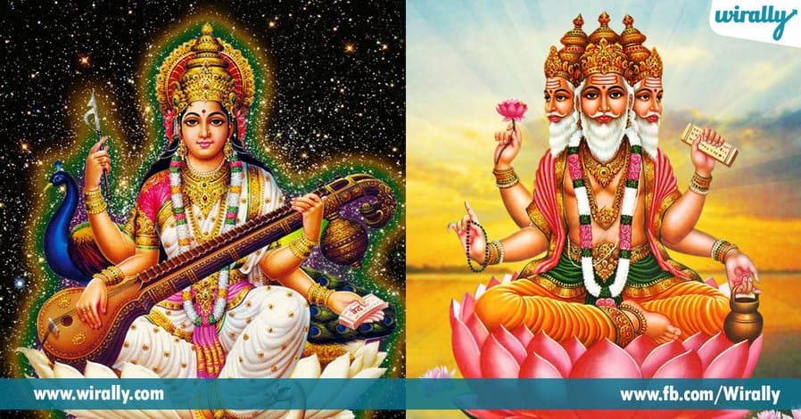 3 How did Saraswati Devi
