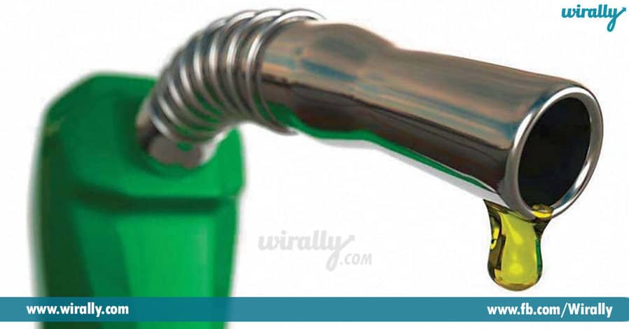 3 - Petrol
