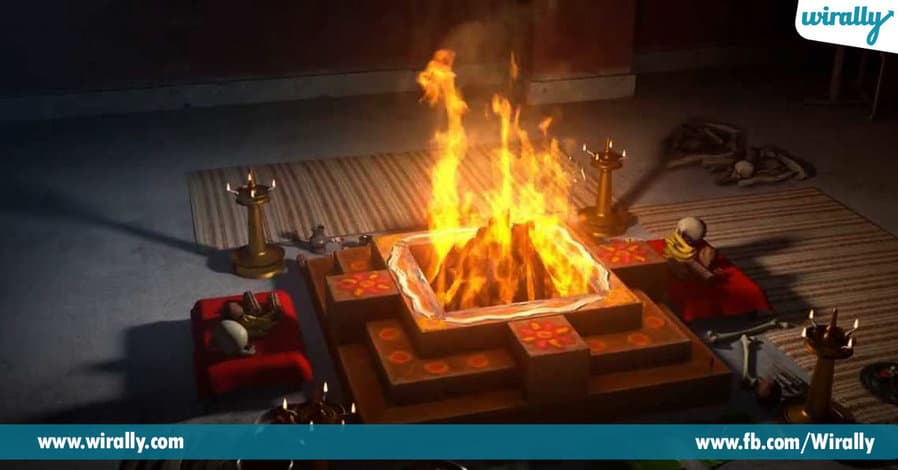 3 Significance of performing a Homam Puja