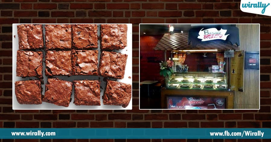 4 Best Brownie places in the city of food and culture