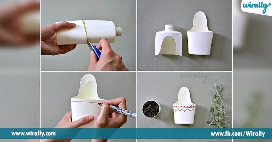 4 Creative And Simple Ideas To Reuse Food Container