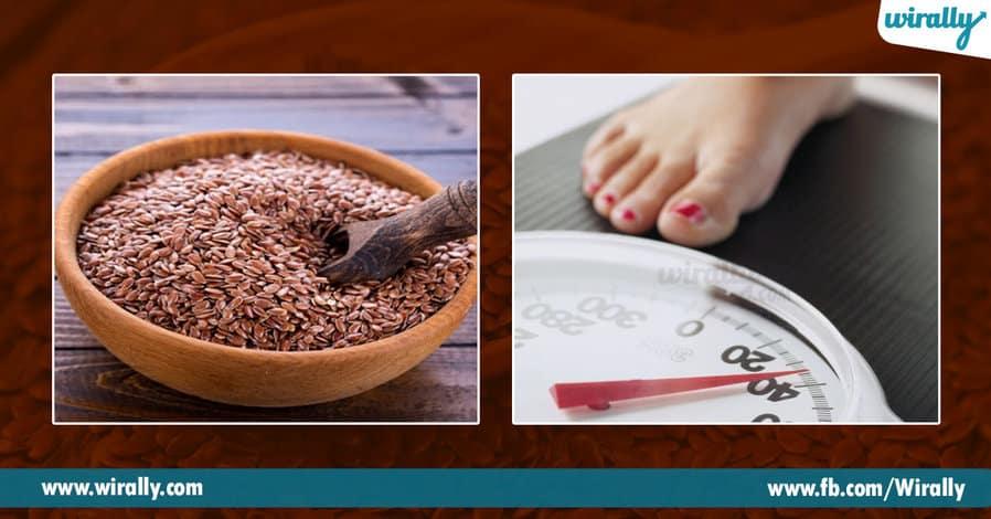 4 Health benefits of Flax seeds