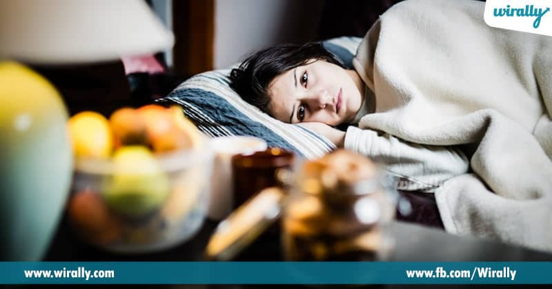 4 Make yourself sick by doing some painful things