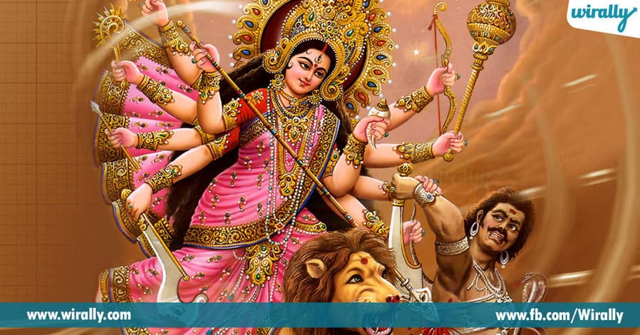 4 Navaratri has an interesting story behind us celebrating the duration