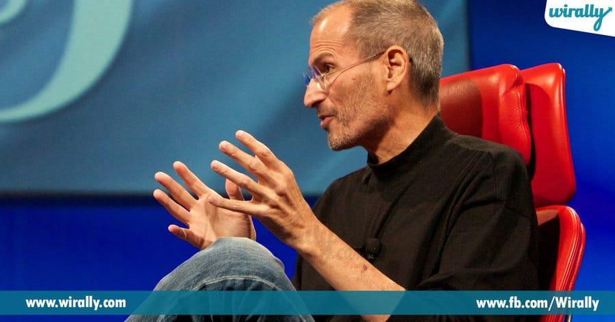 4 - Steve Jobs