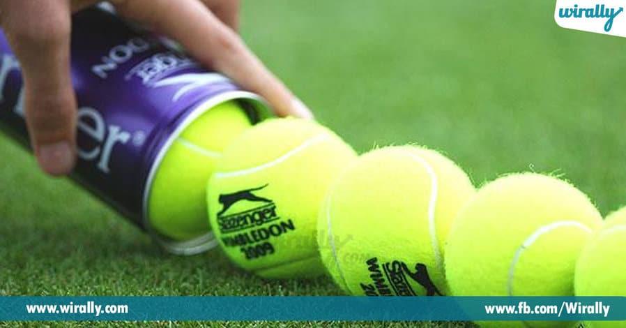 4 - Tennis Ball