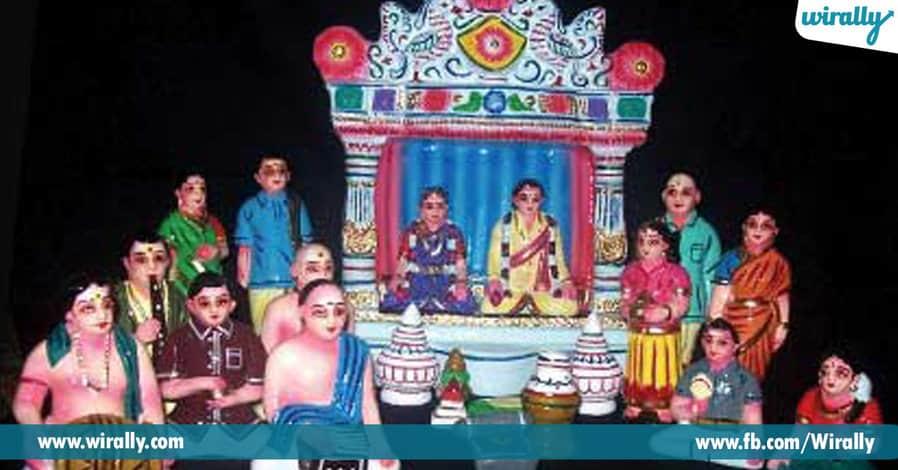 4 Theme ideas for bommala koluvu