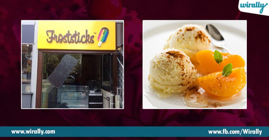 4 best icecream joints in Hyderabad