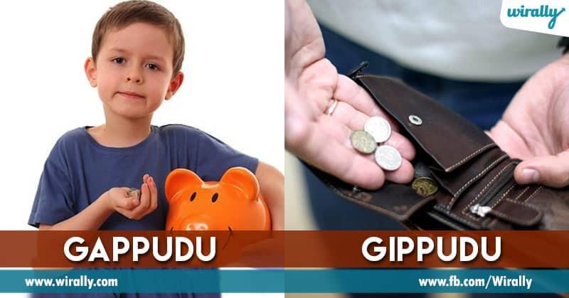 4. Gappudemo pocket money
