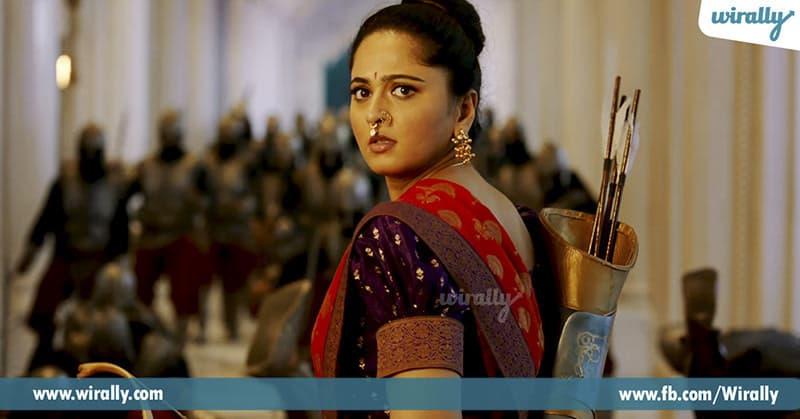 4.Devasena-Anushka Shetty-Bahubali 1amp2