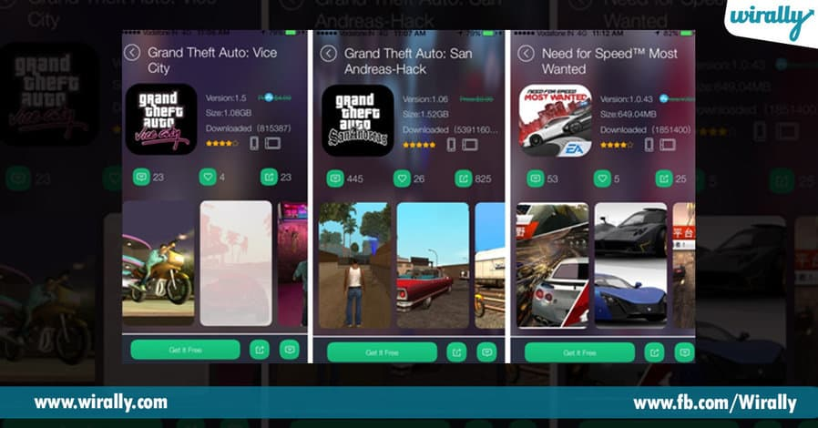 5 Apps for free on iPhone