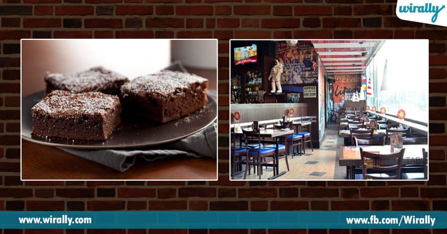 5 Best Brownie places in the city of food and culture
