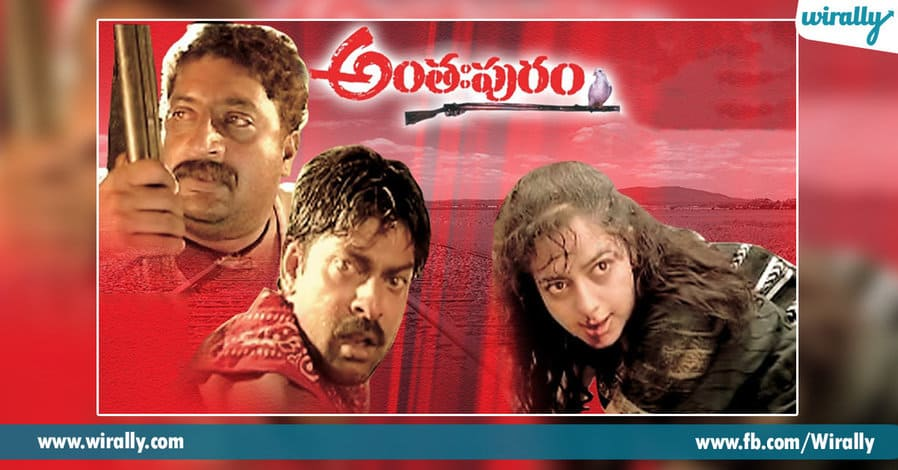 5 Best Movies In Telugu With Faction Backdrop